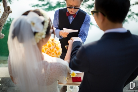 Wedding in Bukit Naga Villa Ubud Bali happy smile love wedding kiss hug together family dinner party dress and suit sunglasses sacred promise